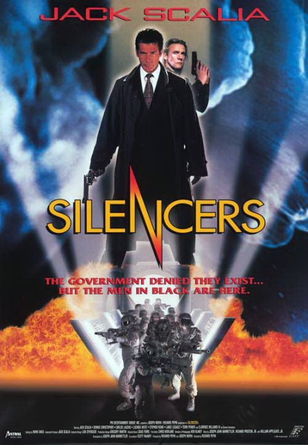 The Silencers (1996) poster