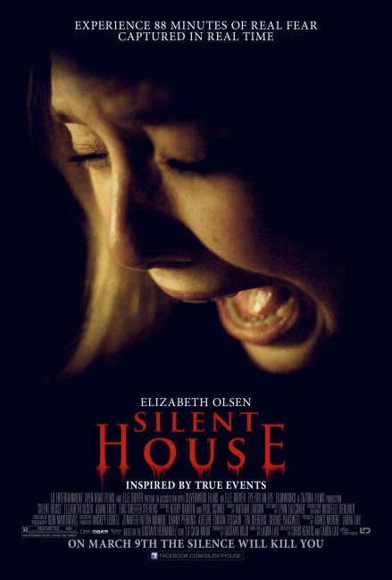 Silent House (2011) poster