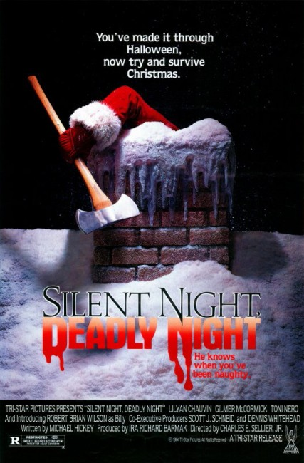 Silent Night, Deadly Night (1984) poster