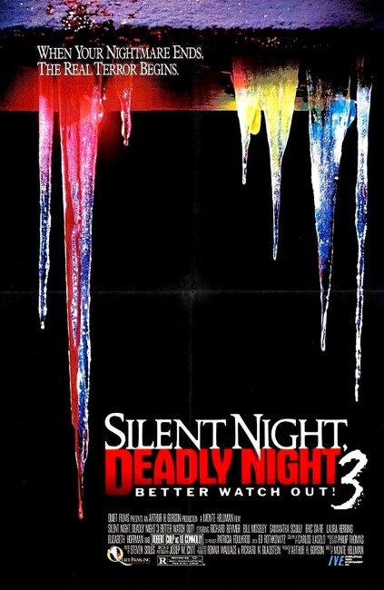 Silent Night, Deadly Night III: You Better Watch Out! (1989) poster