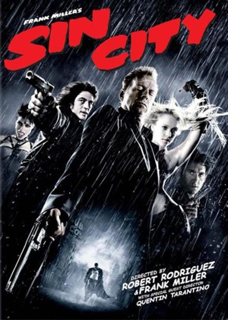 Sin City (2005) poster