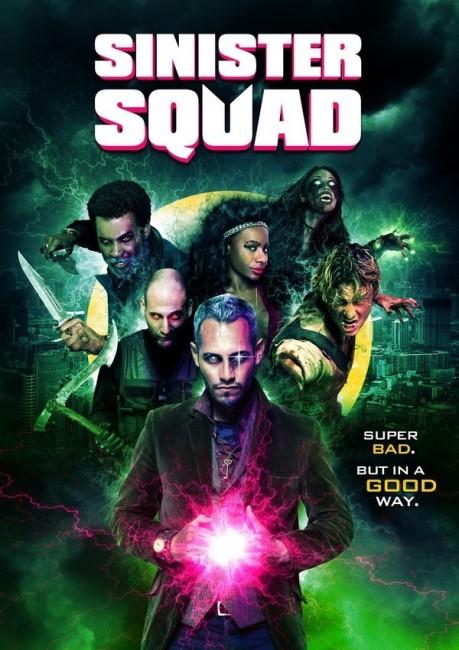Sinister Squad (2016) poster