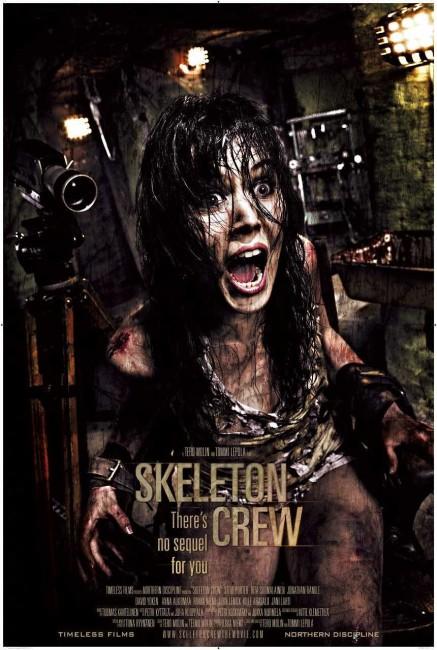 Skeleton Crew (2009) poster