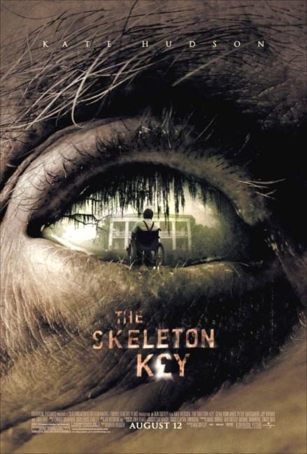 The Skeleton Key (2005) poster