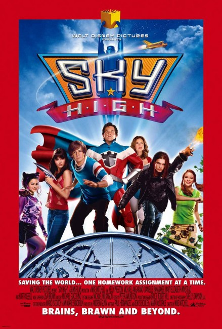 Sky High (2005) poster