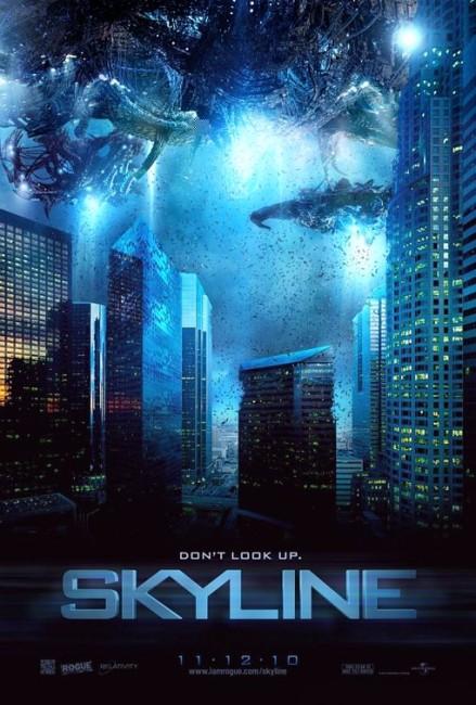 Skyline (2010) poster