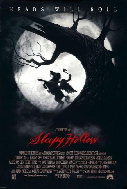 Sleepy Hollow (1999) poster
