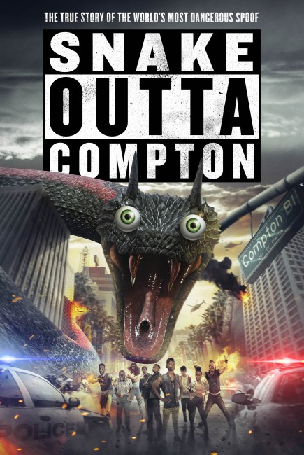Snake Outta Compton (2018) poster