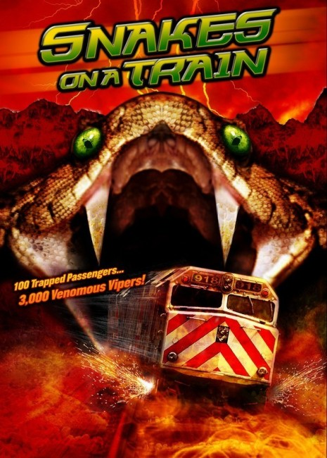 Snakes on a Train (2006) poster