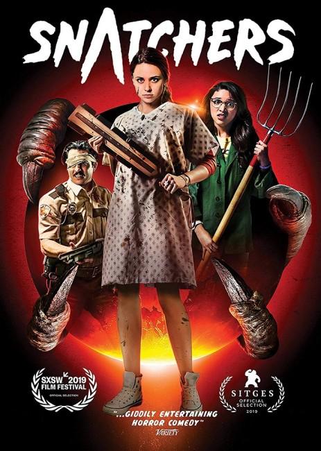 Snatchers (2019) poster