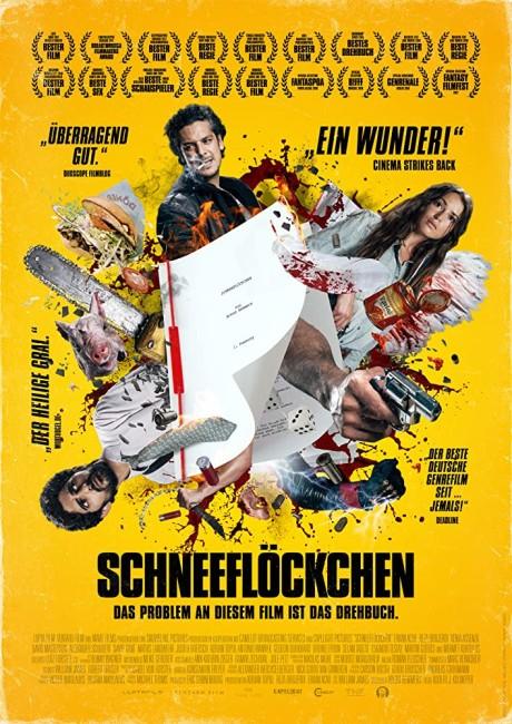 Snowflake (2017) poster