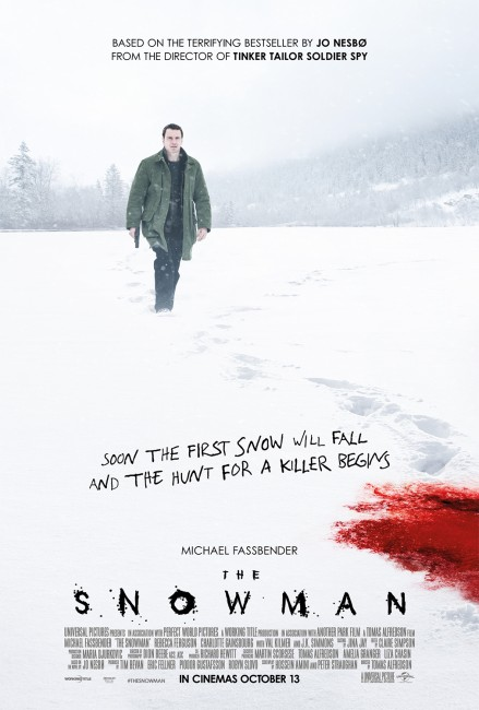 The Snowman (2017) poster