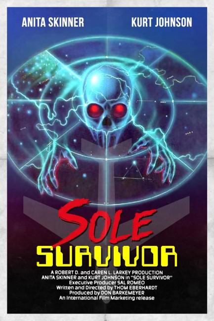 Sole Survivor (1983) poster