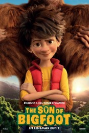 The Son of Bigfoot (2017) poster