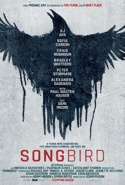Songbird (2020) poster