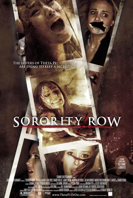 Sorority Row (2009) poster