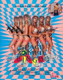 Space Zombie Bingo!!! (1993) poster