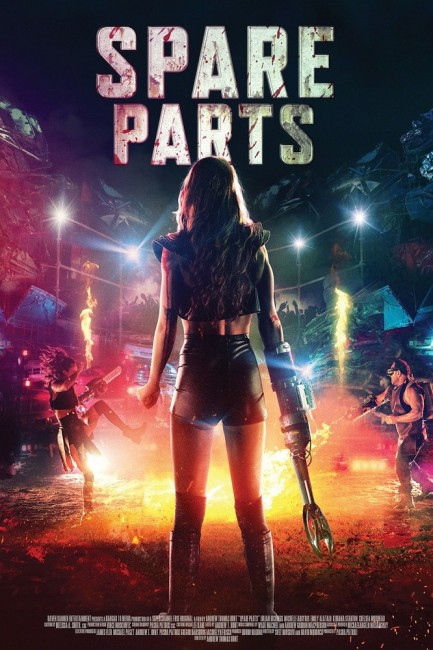 Spare Parts (2020) poster