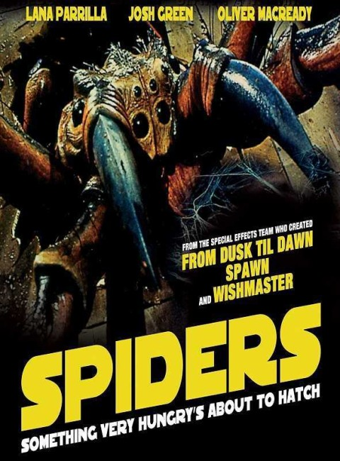 Spiders (2000) poster