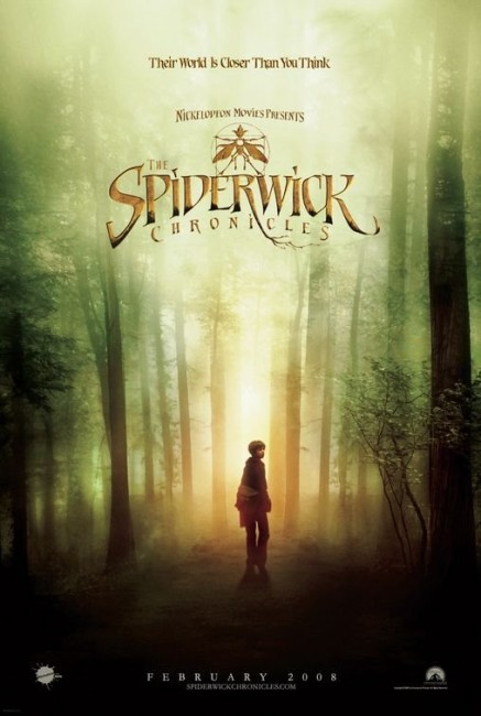 The Spiderwick Chronicles (2008) poster