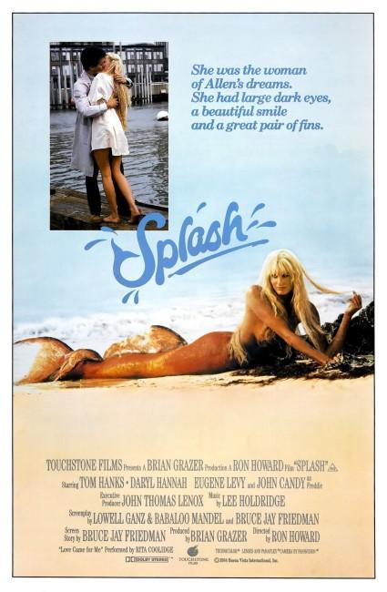 Splash! (1984) poster