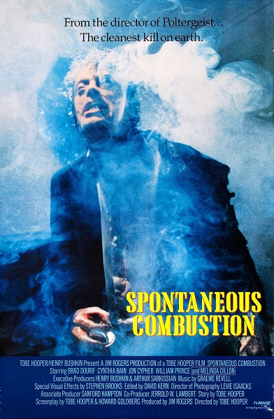 Spontaneous Combustion (1990) poster