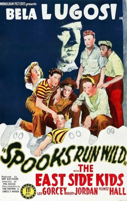 Spooks Run Wild (1941) poster