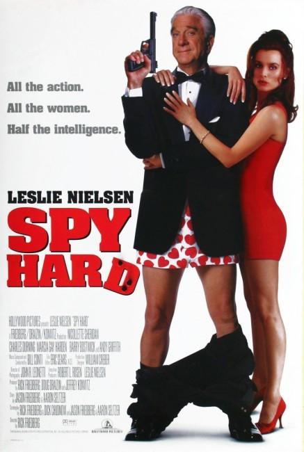 Spy Hard (1996) poster