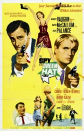The Spy in the Green Hat (1967) poster