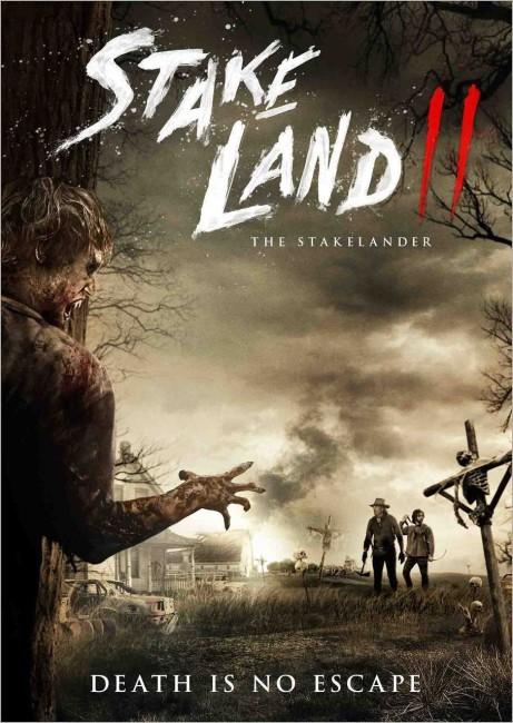Stake Land II (2016) poster