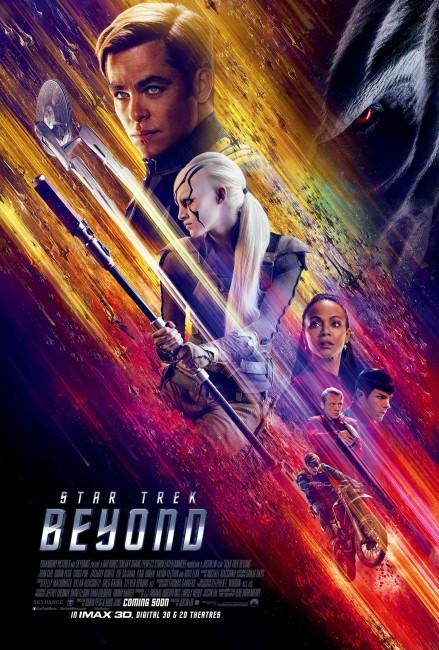 Star Trek Beyond (2016) poster