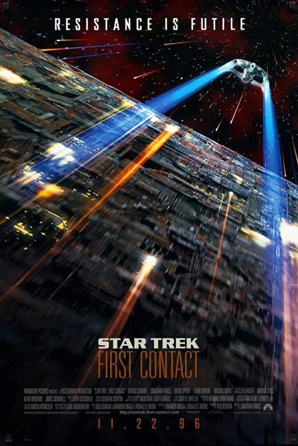 Star Trek: First Contact (1996) poster
