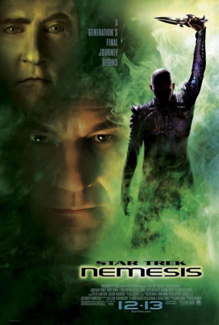 Star Trek: Nemesis (2002) poster