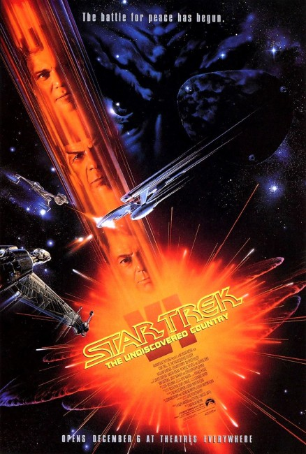 Star Trek VI: The Undiscovered Country (1991) poster