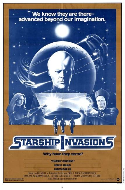 Starship Invasions (1977) poster