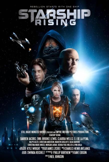 Starship Rising (2014) poster