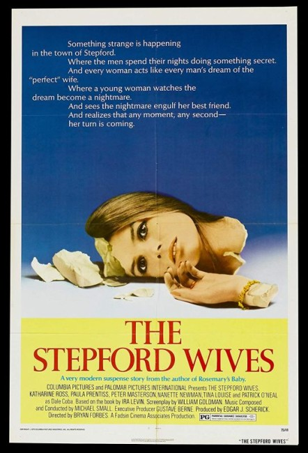 The Stepford Wives (1975) poster