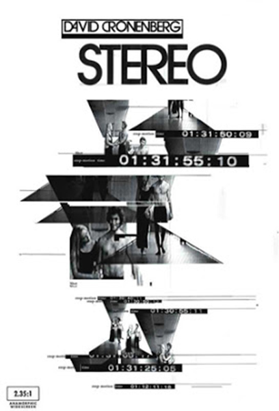 Stereo (1969) poster