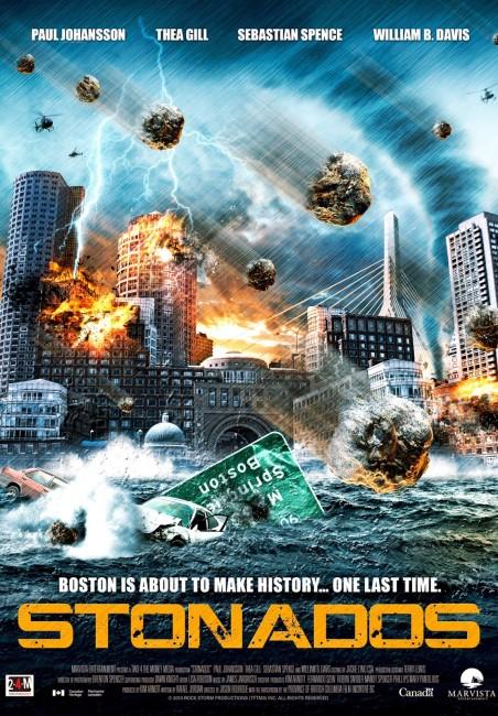Stonados (2013) poster