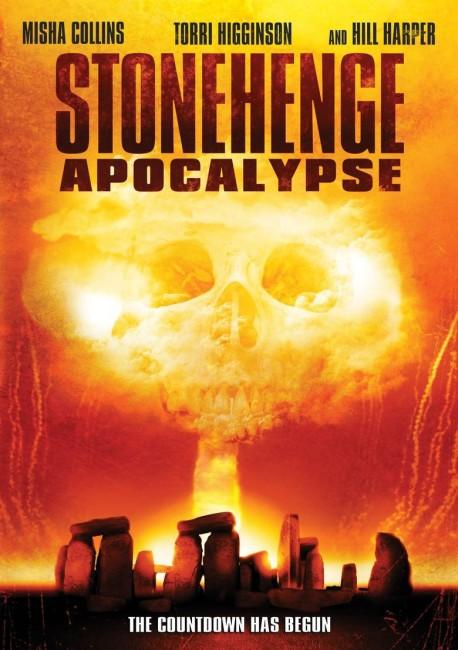 Stonehenge Apocalypse (2010) poster