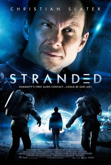 Stranded (2013) poster