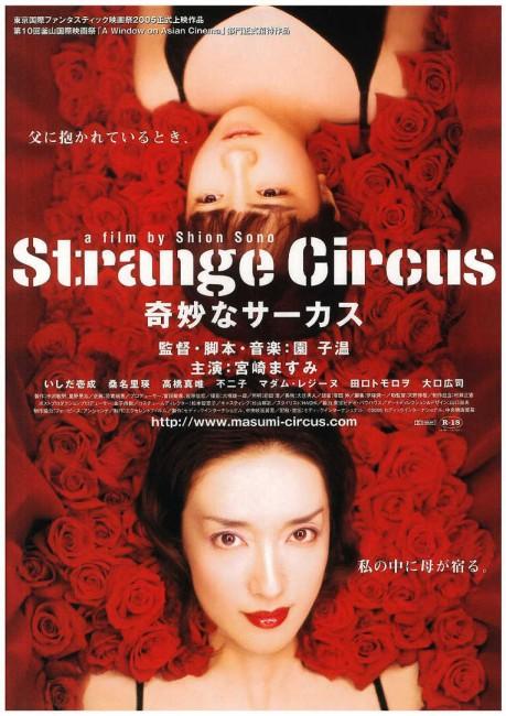 Strange Circus (2005) poster