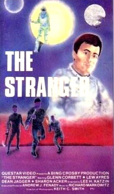 The Stranger (1973) poster