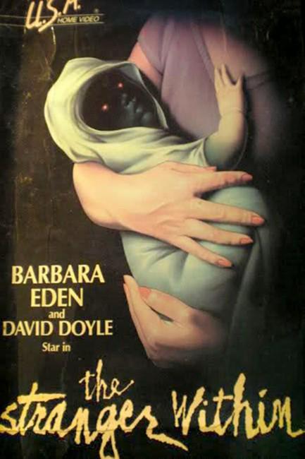 The Stranger Within (1974) poster