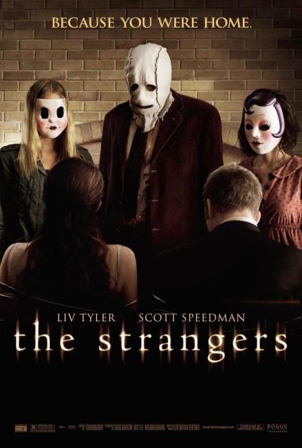 The Strangers (2008) poster