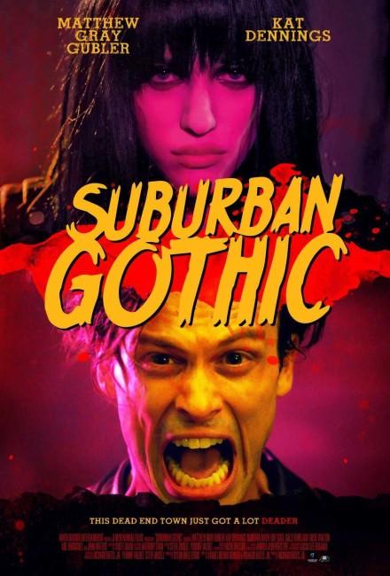 Suburban Gothic (2014) poster