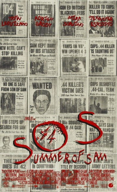 Summer of Sam (1999) poster