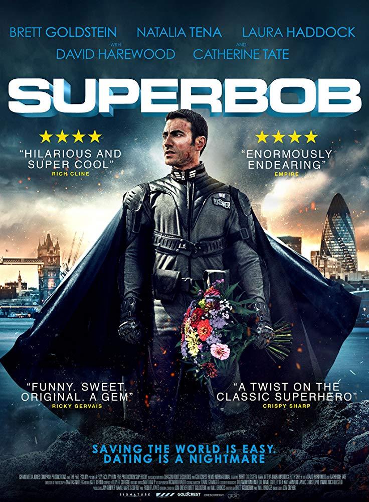 Superbob (2015) poster