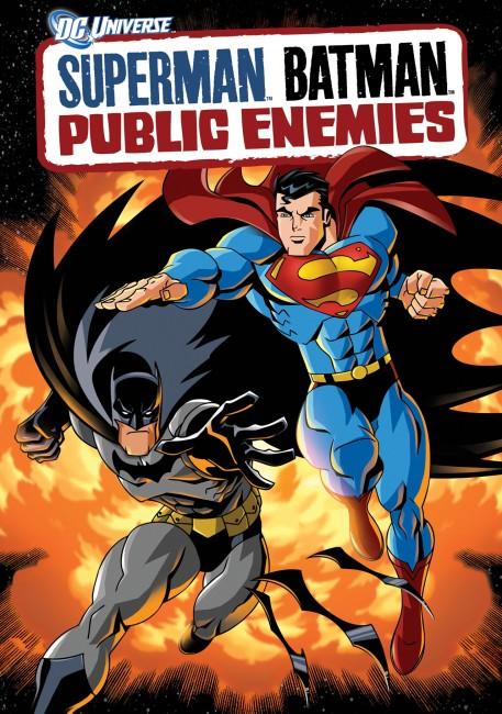 Superman/Batman Public Enemies (2009) poster
