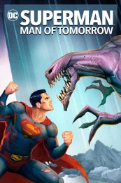 Superman: Man of Tomorrow (2020) poster